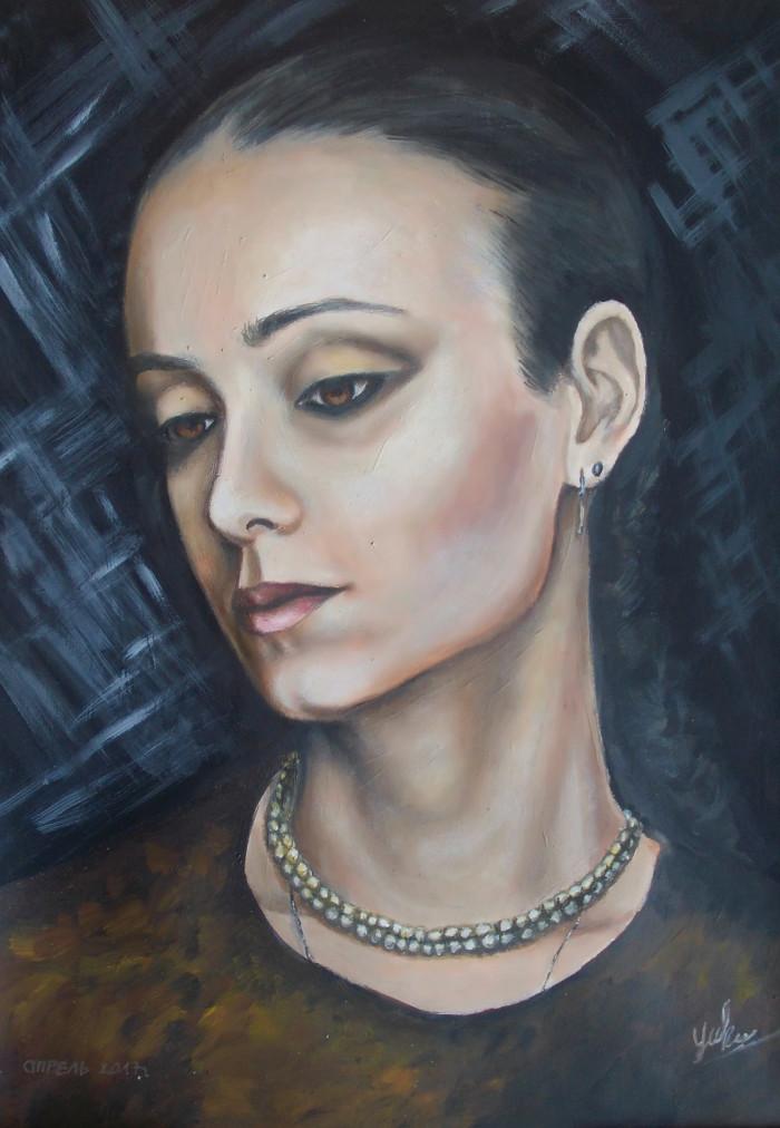 Хатуна портрет №2 | Author: Юлия