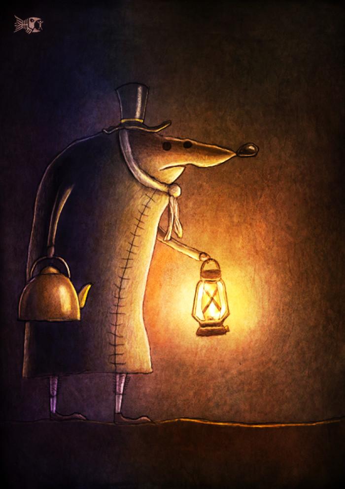 Старый знакомый | Author: Daniel Venekurt
