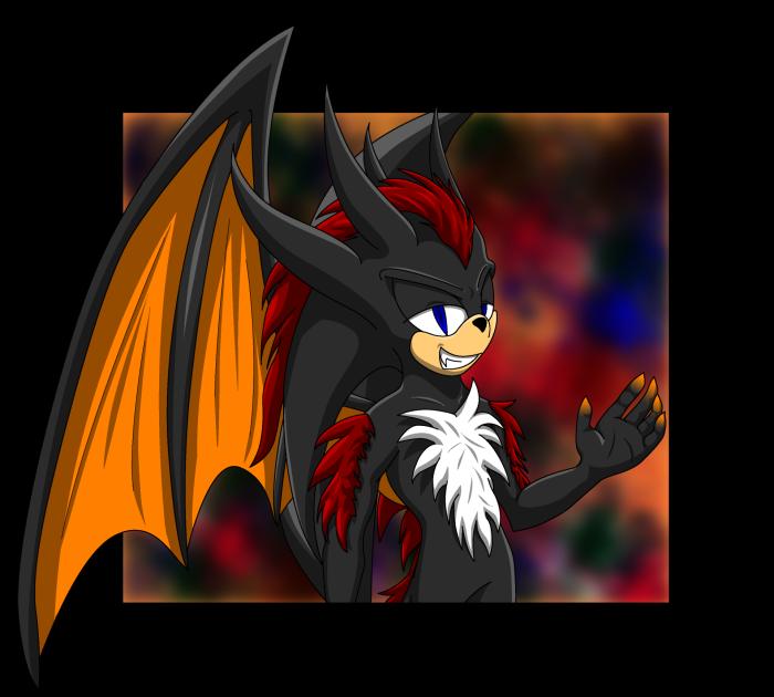 Автор персонажа: AngelcatTCA Персонаж: Shade The Dragon     Author: PahomTV
