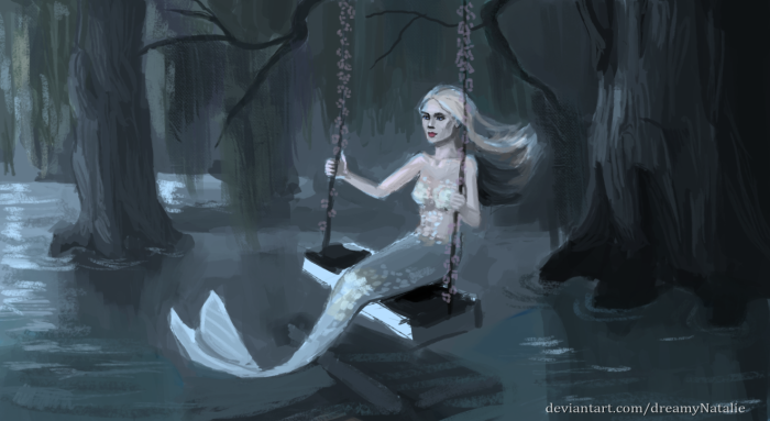 Mermay.  | Author: DreamyNatalie