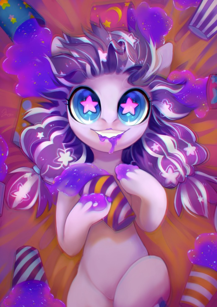 Фиолетовый или Эмоция. | Author: NU&EN