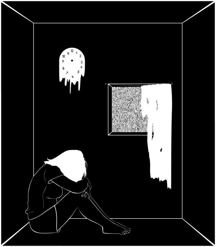С анимацией: https://www.deviantart.com/pippidy/art/Empty-803170350 | Author: Андрей Кошелев