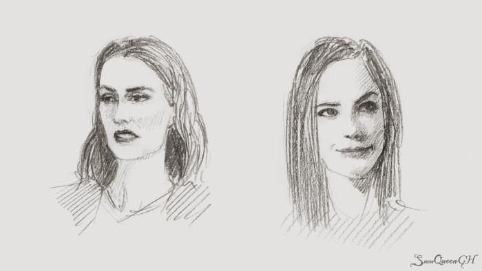 [ День 23-24: disgusted / sarcastic ]  ~~~~~~~~~~~~~~~~~~~~~~~~~~~~  #sketchtember #sketchtember2019 #sketch #скетч  | Author: SnowQueenGH