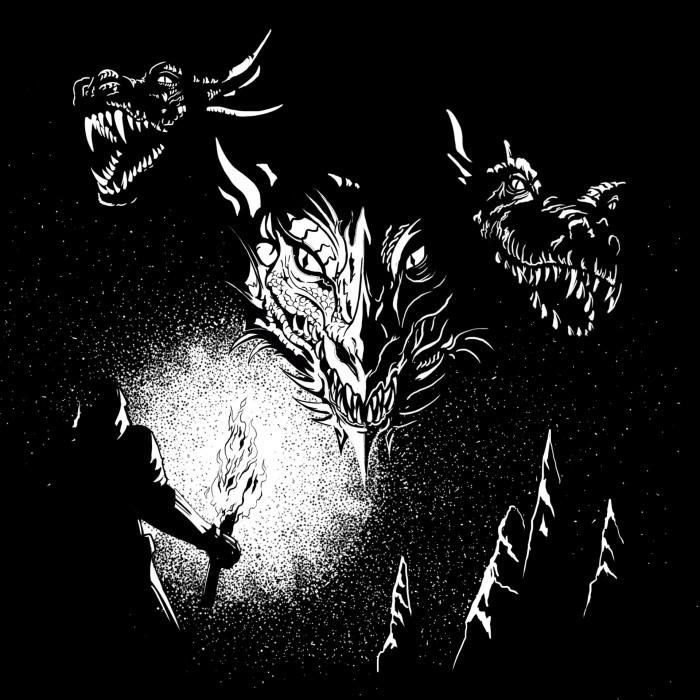 Inktober#12 | Author: Deidg