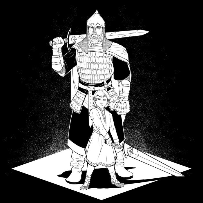 Inktober#15 | Author: Deidg