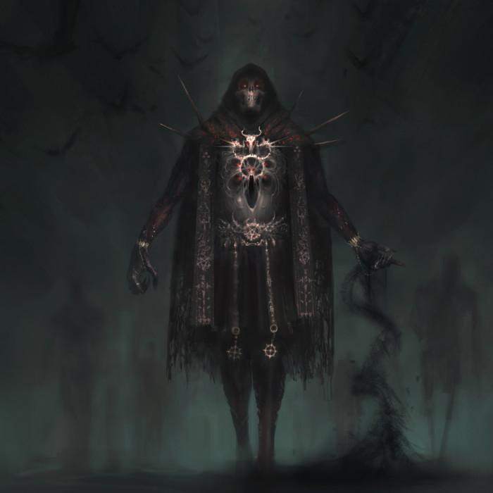 Магнус-чернокнижник | Author: SatirGS