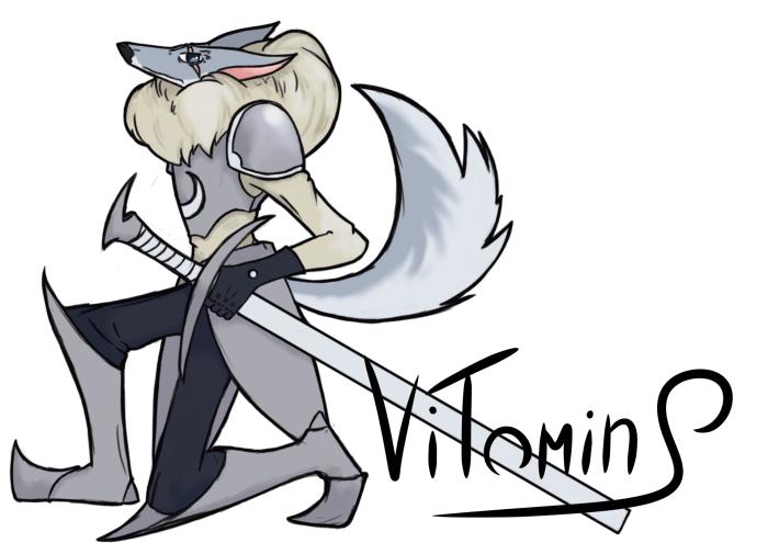 Серебристый волк | Author: Vitomins