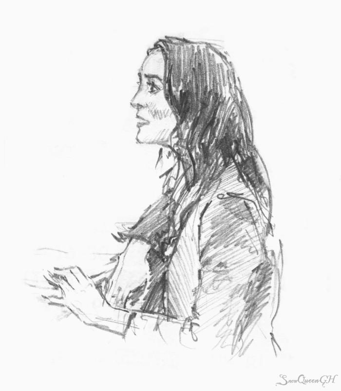 #sketch #скетч | Author: SnowQueenGH