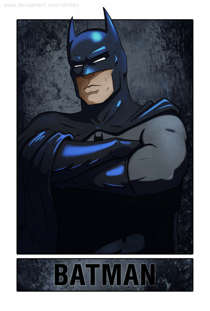 #Batman | Author: ChiKKV