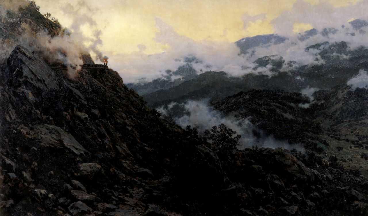 Старый Сурамский перевал — Киселев Александр Александрович