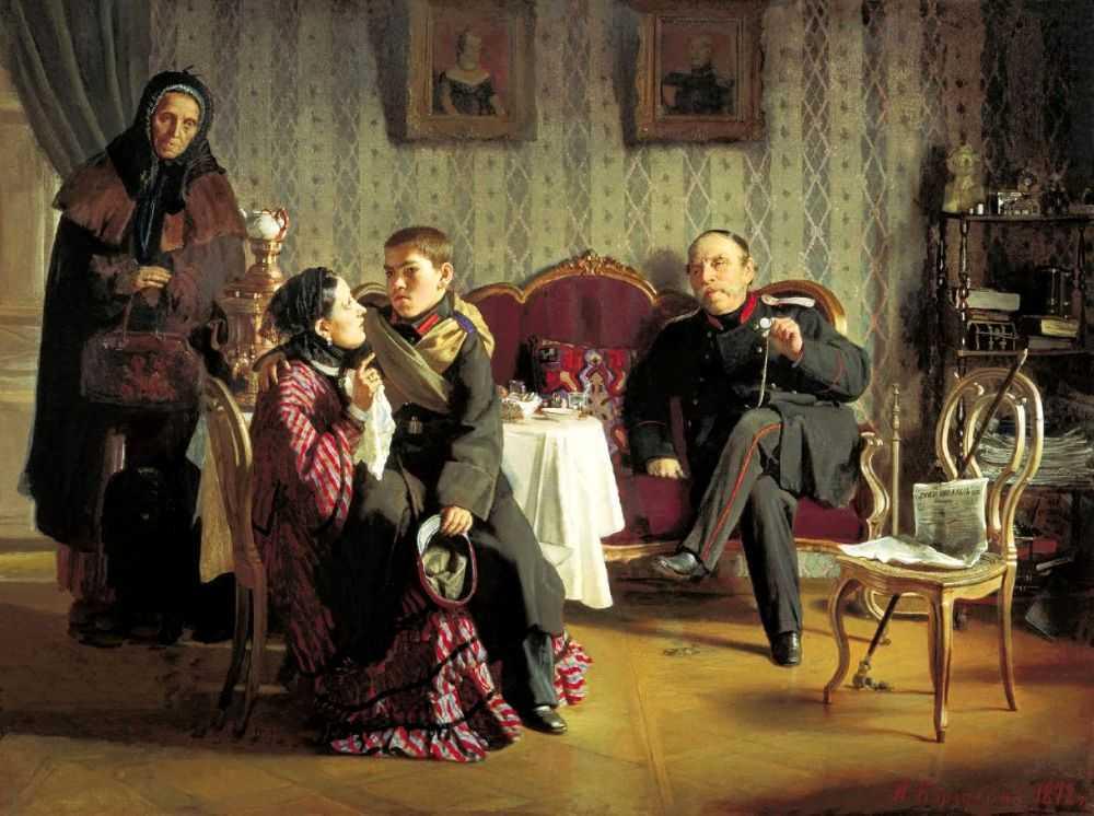 Разлука — Корзухин Алексей Иванович