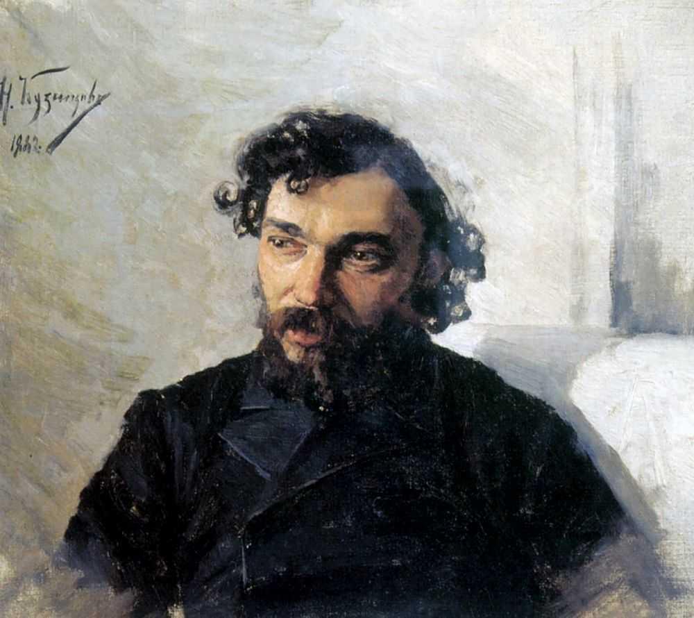 Портрет художника Ивана Павловича Похитонова. — Кузнецов Николай Дмитриевич
