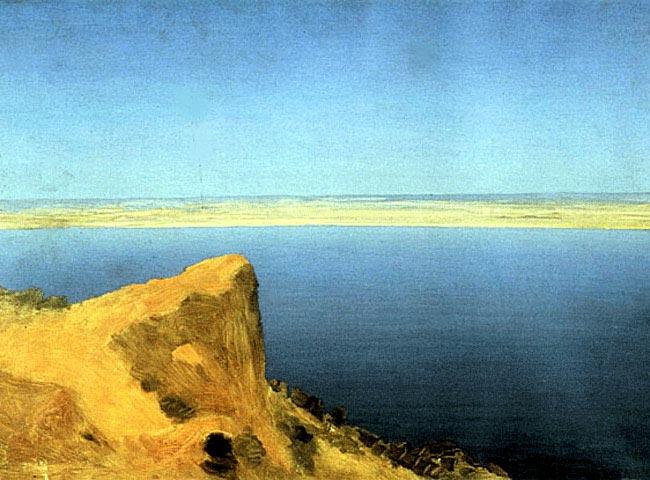 Волга — Куинджи Архип Иванович