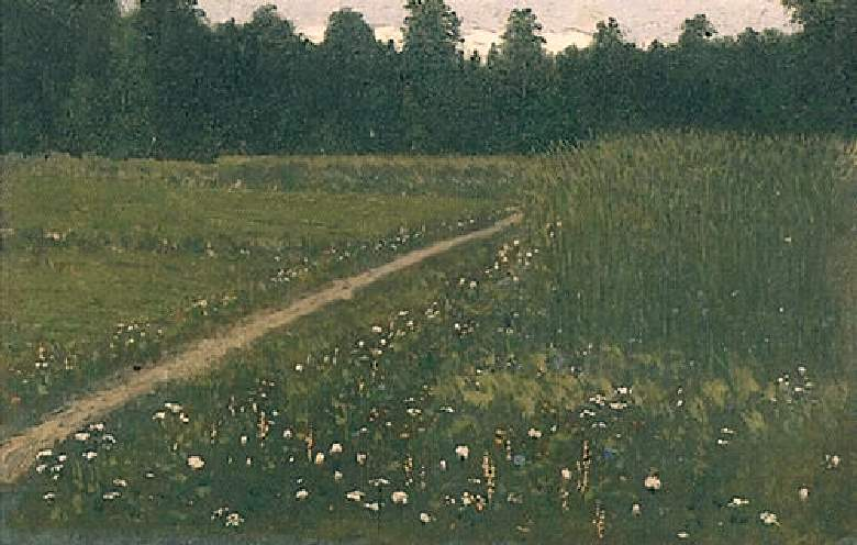 Лесная поляна — Куинджи Архип Иванович