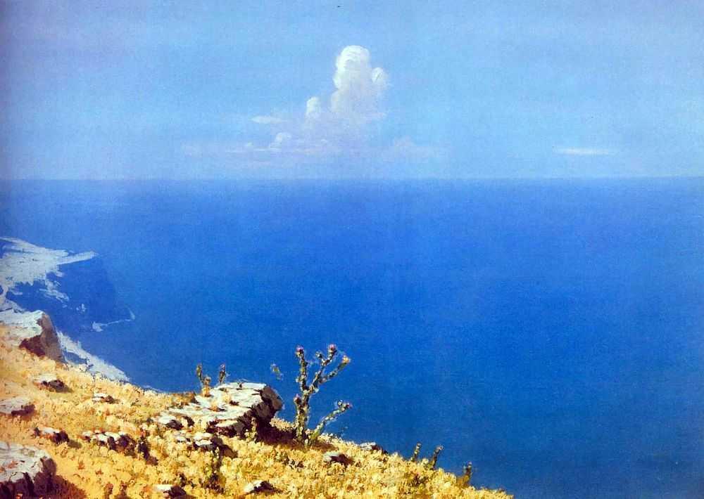 Море. Крым — Куинджи Архип Иванович