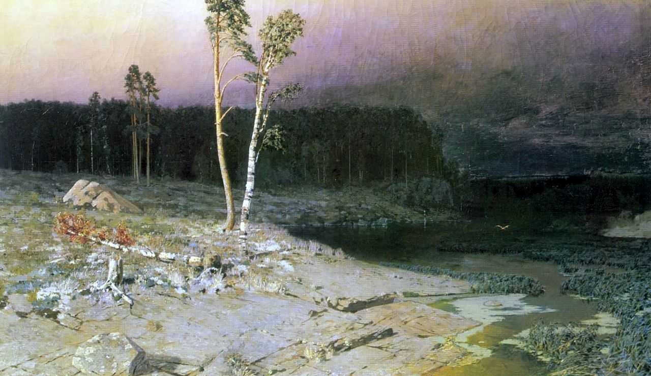 На острове Валаам — Куинджи Архип Иванович
