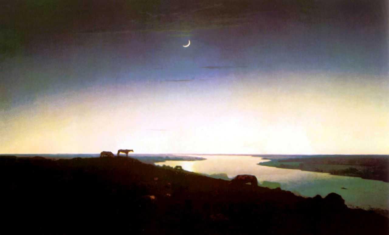 Ночное — Куинджи Архип Иванович