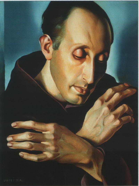 Святой Антоний — Лемпицка Тамара