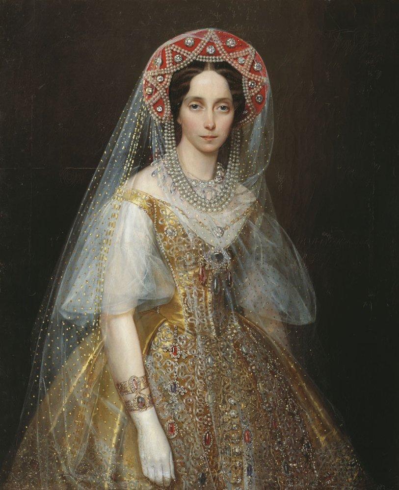 Великая княгиня Мария Александровна — Макаров Иван Кузьмич