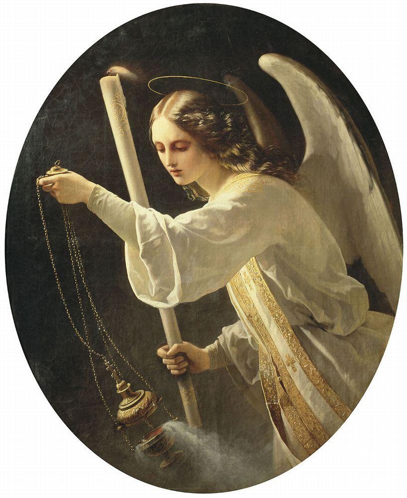 Ангел — Нефф Тимофей Андреевич