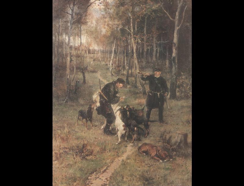 Охота пуще неволи — Прянишников Илларион Михайлович