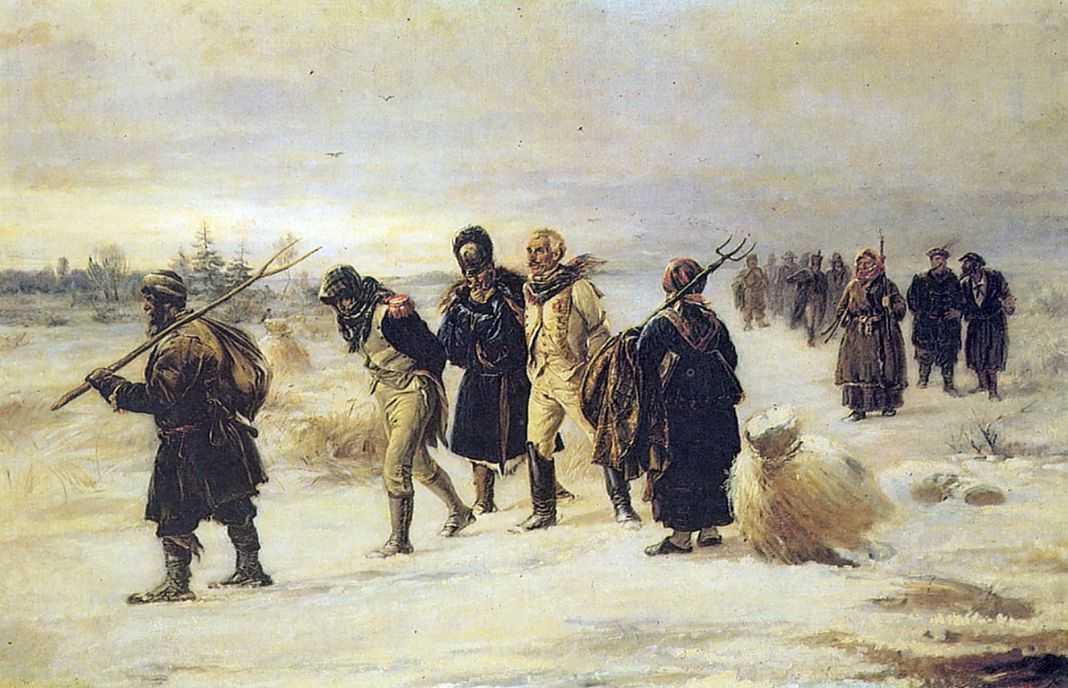 В 1812 году — Прянишников Илларион Михайлович