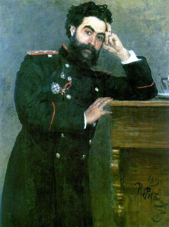 Портрет Князя И.Р.Тарханова — Репин Илья Ефимович
