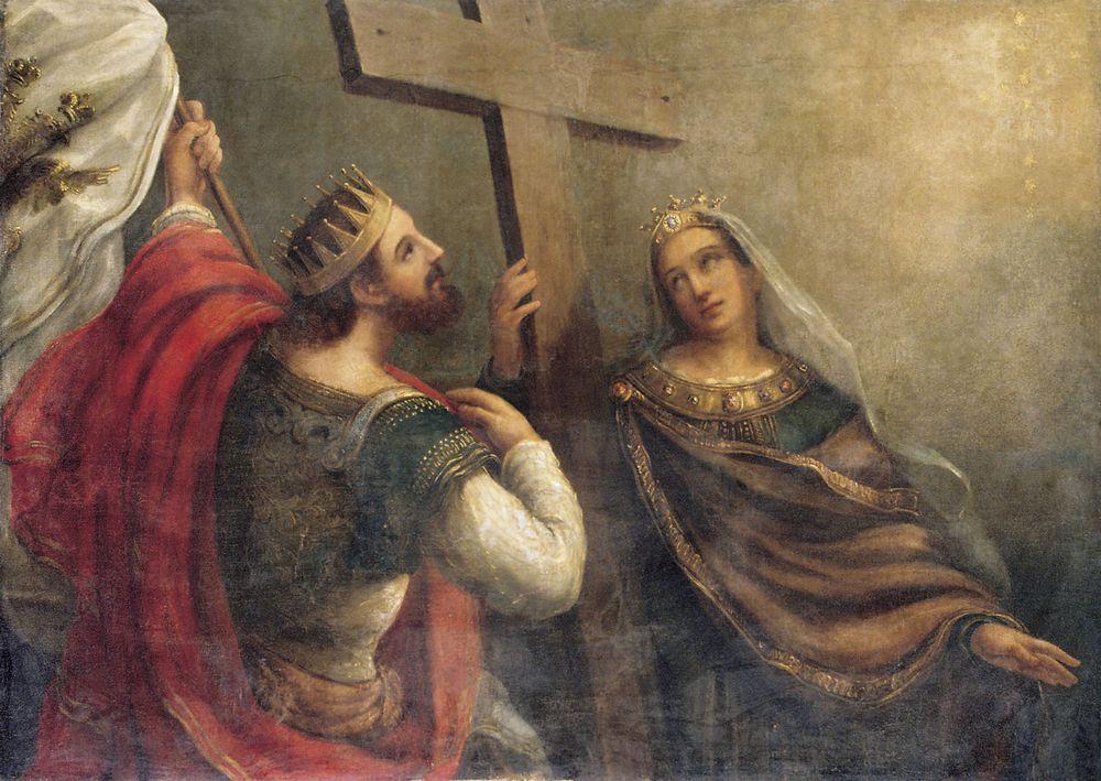 Святые Константин и Елена — Сазонов Василий Кондратьевич