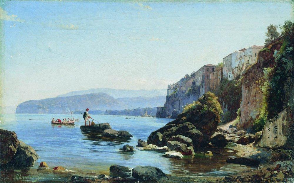 Неаполь — Сведомский Павел Александрович