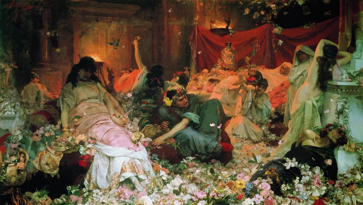 Погребенные в цветах — Сведомский Павел Александрович