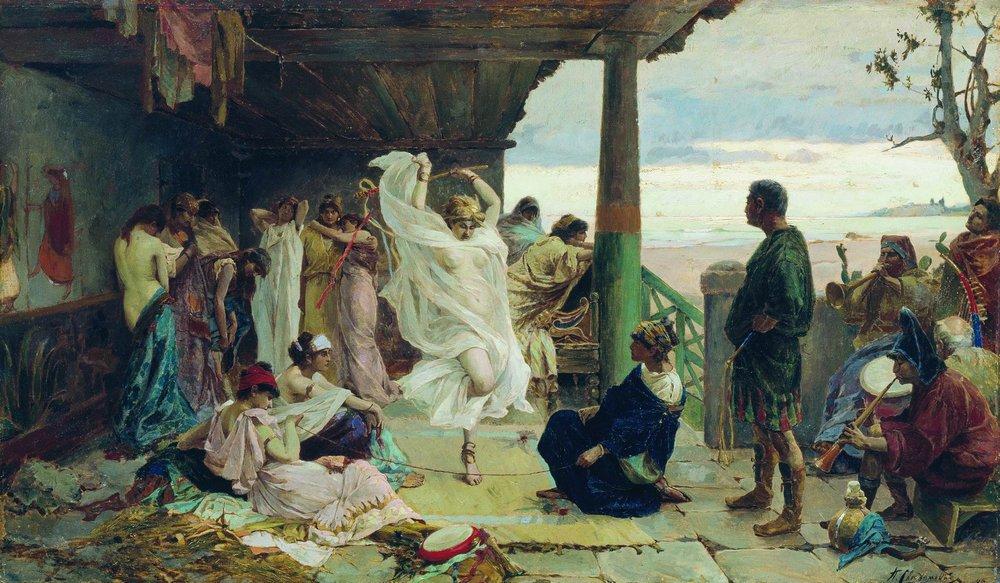 В гареме — Сведомский Павел Александрович