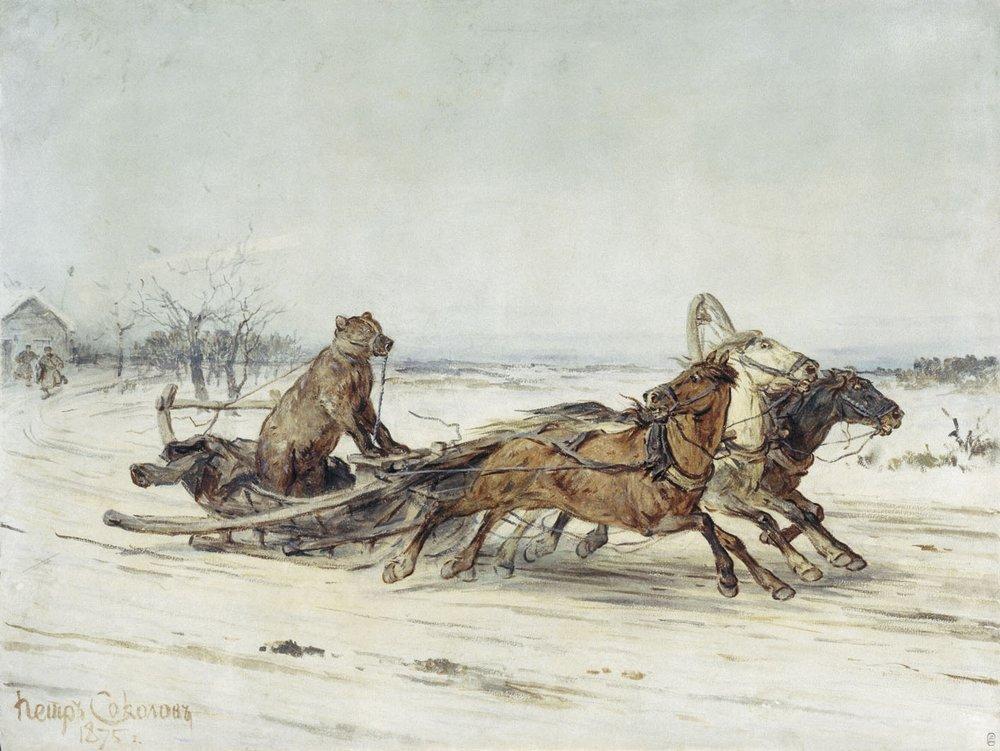 Генерал Топтыгин — Соколов Петр Петрович