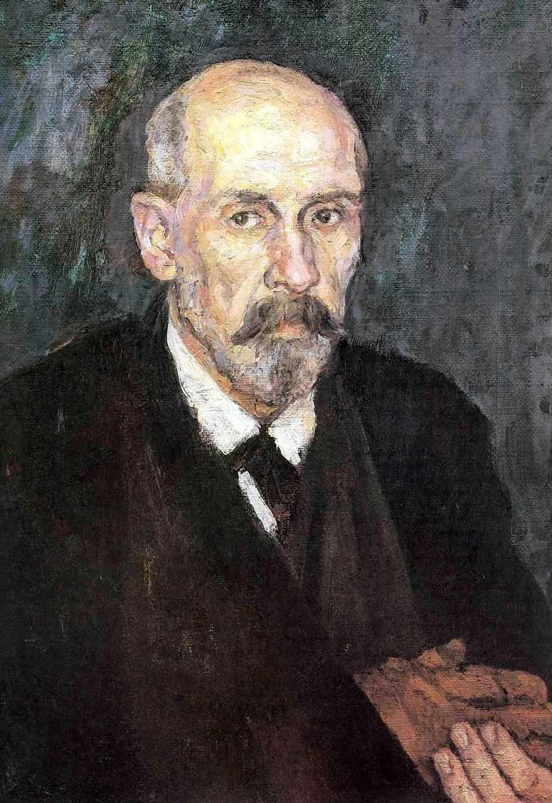 Человек с больной рукой — Суриков Василий Иванович