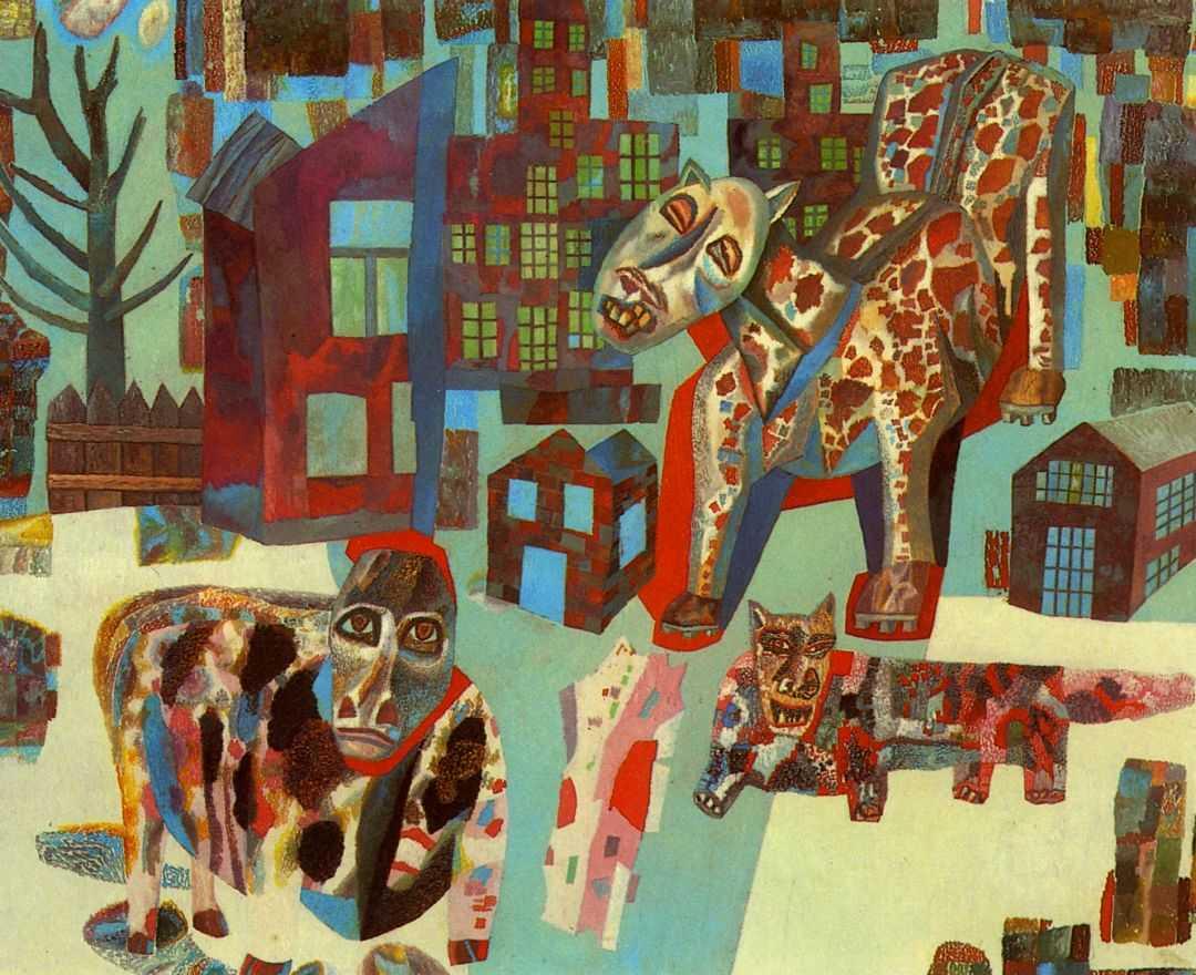 Животные 1 — Филонов Павел Николаевич