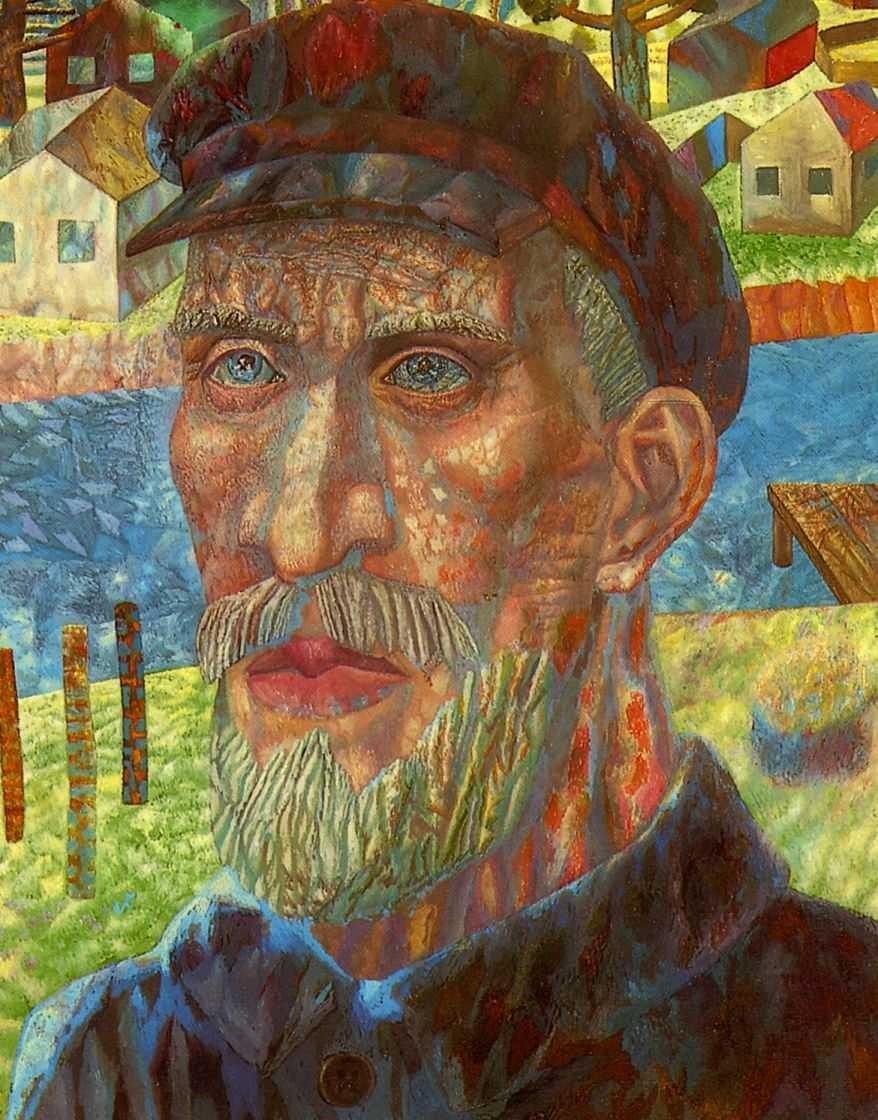Колхозник — Филонов Павел Николаевич