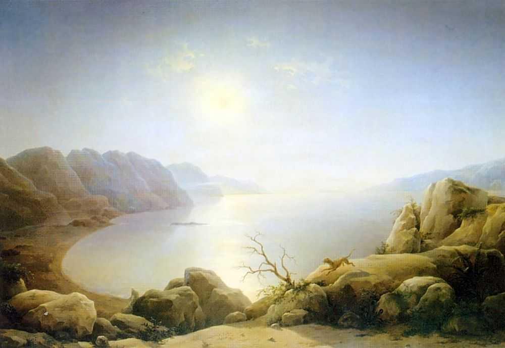 Мертвое море — Чернецовы Григорий и Никанор Григорьевичи