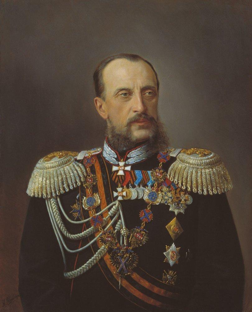 Великий князь Николай Николаевич Старший, генерал-фельдмаршал, генерал-инспектор по инженерной части — Шильдер Николай Густавович