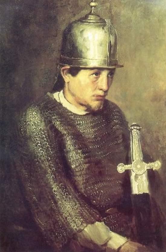 Витязь — Васнецов Виктор Михайлович