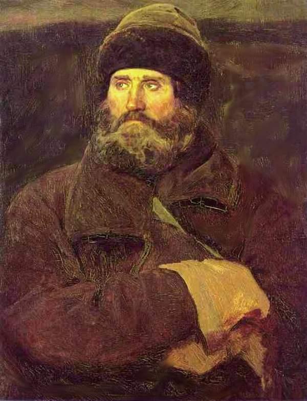 Иван Петров, крестьянин Владимирской губернии — Васнецов Виктор Михайлович