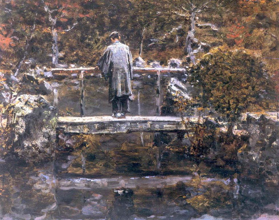 На мосту 1 — Верещагин Василий Васильевич