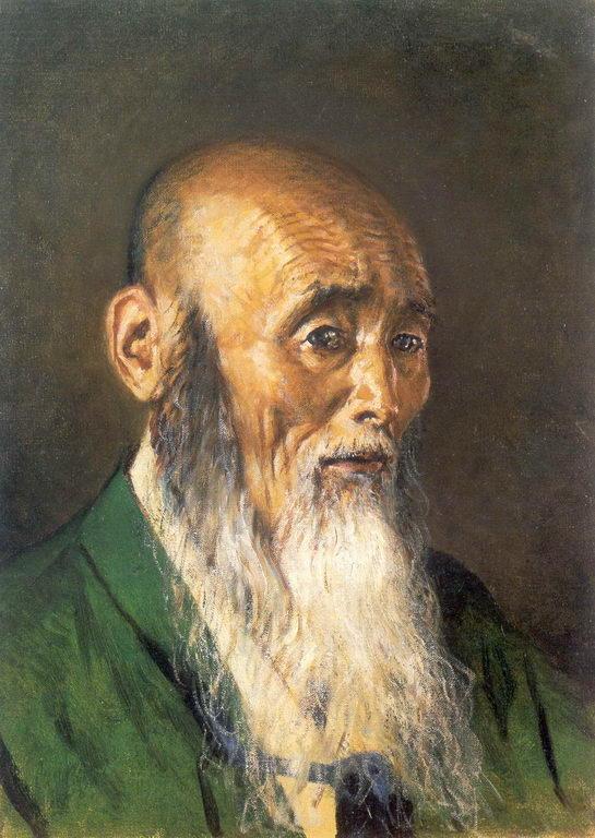Японский священник — Верещагин Василий Васильевич