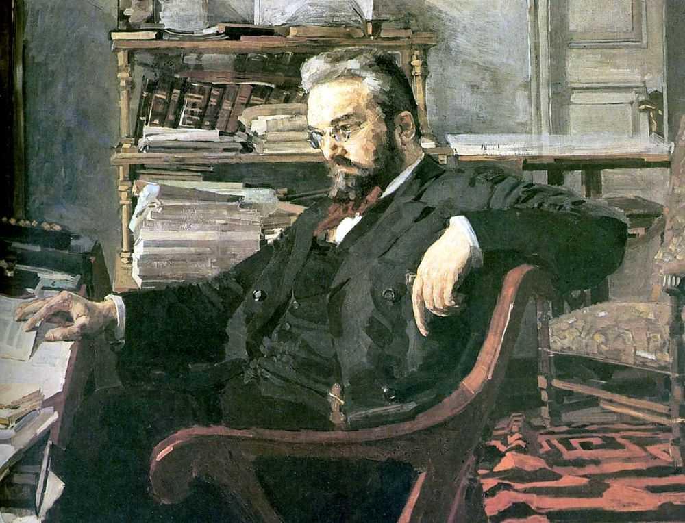 Портрет Константина Дмитриевича Арцыбушева — Врубель Михаил Александрович
