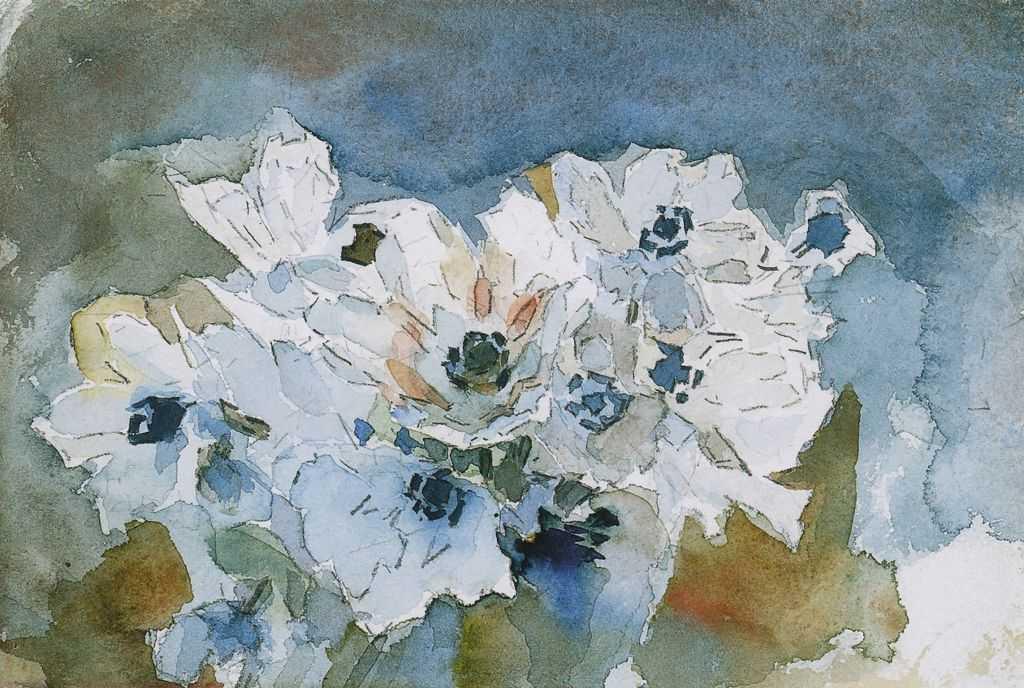 Цветы — Врубель Михаил Александрович