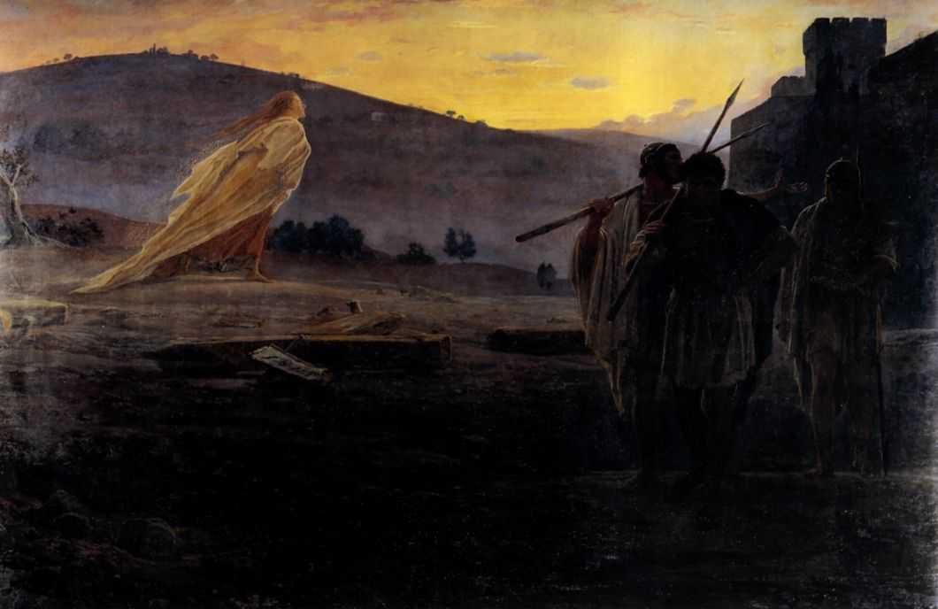 Вестники Воскресения — Ге Николай Николаевич