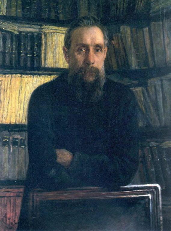 Портрет ученого П.А.Котычева — Ге Николай Николаевич