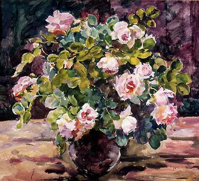Розы — Антипова Евгения Петровна
