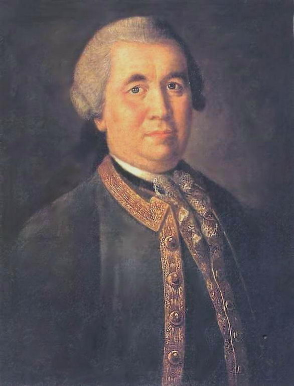 Портрет Петра Андреевича Колычева — Антропов Алексей Петрович