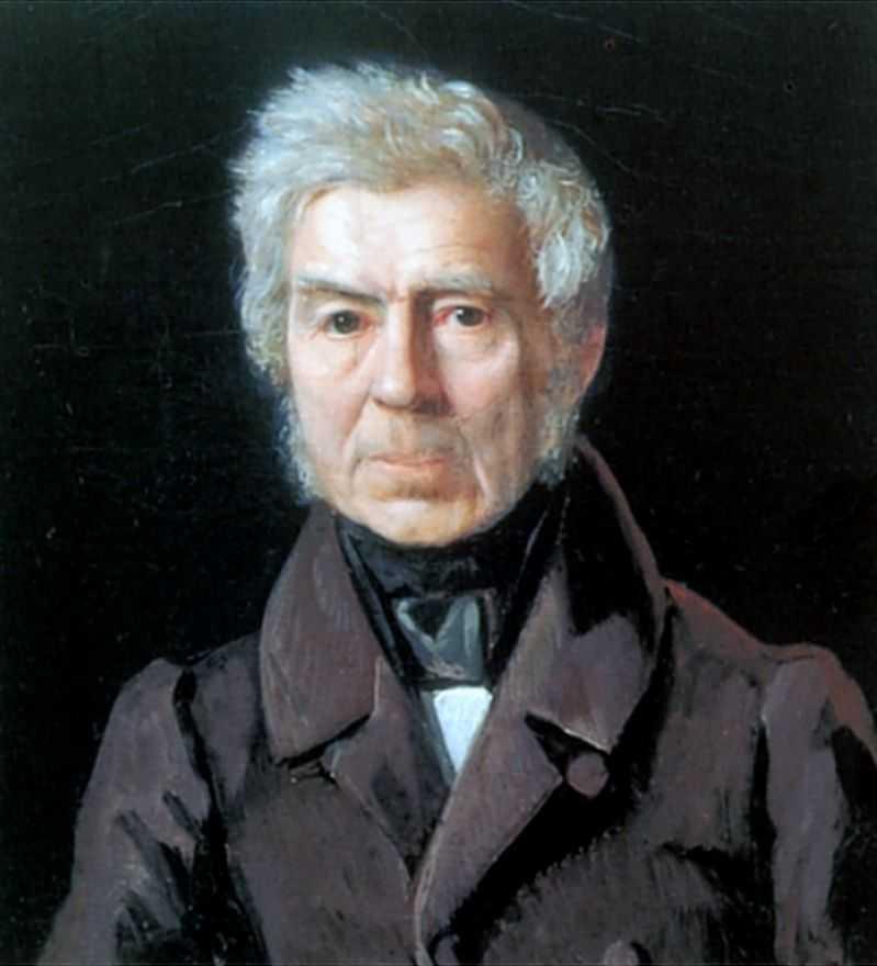 Портрет А.Г.Венецианова — Зарянко Сергей Константинович