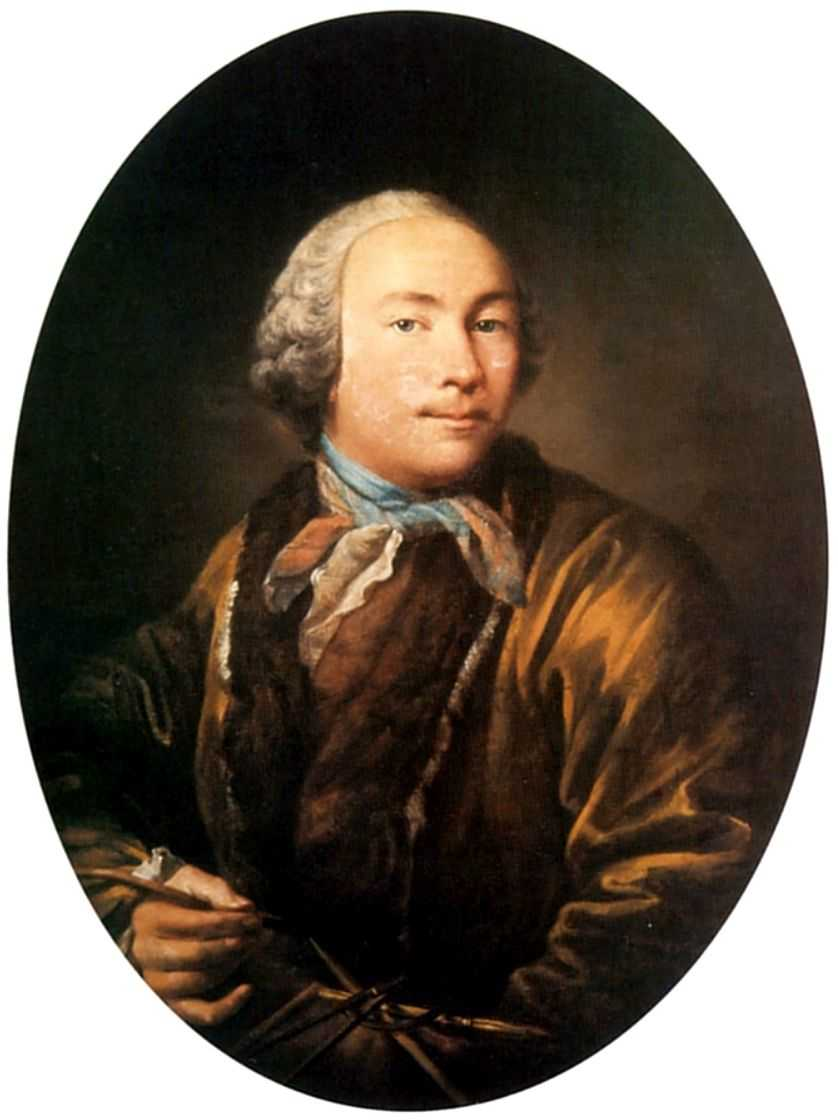 Автопортрет 1760 — Аргунов Иван Петрович