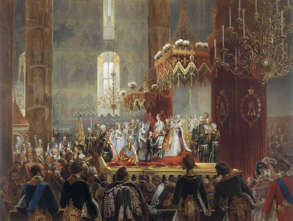 Поздравления, приносимые его величеству императору Александру II — Зичи Михаил Александрович